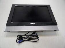 "Samsung LT-P1795W VGA 17"" Widescreen LCD Monitor"