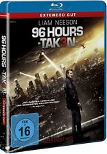 96 HOURS - TAKEN 3 (Liam Neeson, Forest Whitaker) Blu-ray Disc NEU+OVP