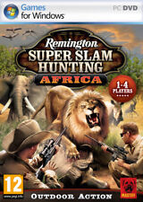Remington Super Slam Hunting Africa PC Game NEW