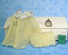 Vintage Barbie 973 Sweet Dreams Yellow Nighty Alarm Clock Dear Diary 1960s VGUC