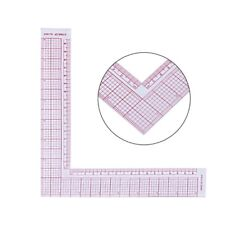 Plastic Sew French Curve Metric Ruler Measure for Sewing Dressmaking Tailor Tool
