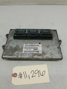 1997 Dodge Ram 1500 5.9L Engine Computer Module ECM ECU P56040440AC