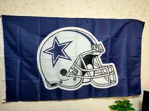 Dallas Cowboys Flag 3X5 FT NFL Banner Polyester FAST SHIPPING!!!