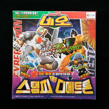 Takara Transformers Beast Wars Neo Stampy vs Sling DX-03 Rabbit Dimetron Dino