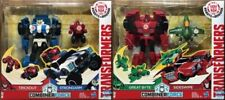 Hasbro Transformers RID Robots in Disguise Combiner Force Strongarm + Sideswipe