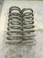 74-80 Mercedes R107 450SL Pair Of Rear Coil Springs