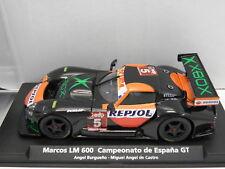 Fly 88137 slot car Marcos LM 600 Campeonato de España GT m.1:32