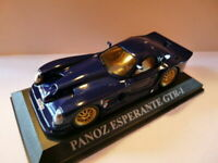 DCD10E voiture 1/43 altaya IXO DREAM CARS boite vitrine : PANOZ ESPERANTE GTR-1