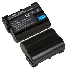 New EN-EL15 ENEL15 Battery for Nikon D7200 D7100 D7000 D800 D600 D750 D810A