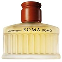 Laura Biagiotti Roma Uomo - 75ml Eau De Toilette Spray. Damaged Box