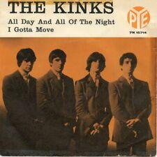 THE KINKS 23x33 UK IMPORT 1398 VINTAGE MUSIC PHOTO POSTER