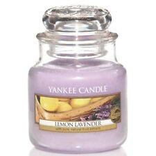 Yankee Candle Jar Glaskerze groß 623g Lemon Lavender