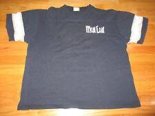 Vintage Winterland Label - Meat Loaf Crew Concert (Xl) Baseball Jersey Shirt