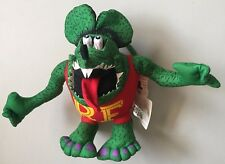 RAT FINK Big Daddy Ed Roth Green Plush Doll BRAND NEW Officially Licenced 1998