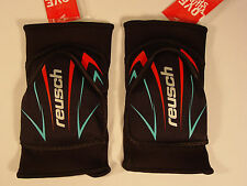 New Reusch Padded Elbow Protector 3D Guard Goal Keeper Adult M #3177512 Blue/Red