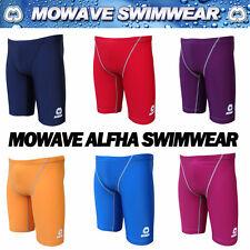 Mowave competition half pants trainning racing triathon swim wear swimming suit