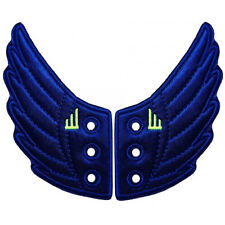 SHWINGS Neon Dark Blue wings for your shoes official designer Shwings NEW 10212