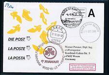 59120) Ryanair FF Düsseldorf - Dublin Irland 30.10.2008, Karte ab Schweiz