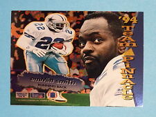 1994 Pinnacle Team Pinnacle Dufex #TP3 Emmitt Smith/Thurman Thomas