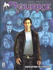 fumetto STAR COMICS ROURKE numero 6