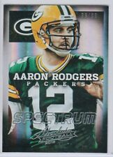 AARON RODGERS 2013 Absolute SPECTRUM Base Parallel Card #37 SP 39/99 GB PACKERS