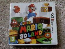 Super Mario 3D Land (Nintendo 3DS/3DSXL, 2011) Immaculate