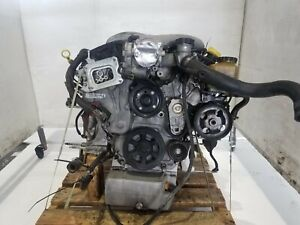HOLDEN COMMODORE CREWMAN VZ 3.6 10HBL TAG (175KW) ENGINE