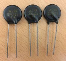 Varistors 18V 250A ZNR SUR ABSORBER 7MM