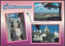 AA5692 Brindisi - Provincia - Cisternino - Vedute - Cartolina postale - Postcard