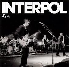 Interpol- Live CD