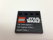 LEGO - NEW Star Wars Tie Interceptor Death Star Planet Base Plate / 1 Base