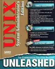 Unix Unleashed : System Administrator's Edition Compact Disc Robin, Burk Burk