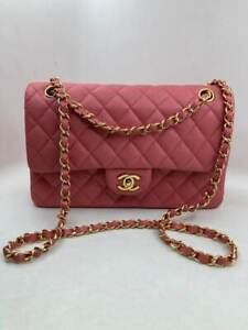 Chanel 2.55 Classic Red Caviar Jumbo Timeless double flap