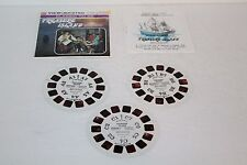 VIEW-MASTER Treasure Island, #BB432, VINTAGE, Classic Tales, 1958