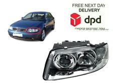 Fits Audi A3 2001-2003 Headlight Headlamp Front Passenger Left Side