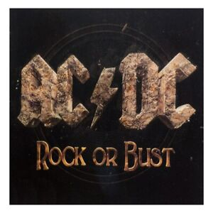AC/DC Rock or Bust Sticker