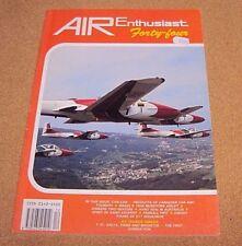 AIR Enthusiast Magazine Historic #44 Pipit Can-Car C-46 Airlift Arab-Israeli War