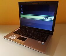 ASUS x50r Notebook 2ghz Intel Core Duo - 3gb di RAM - 320gb HDD-WIN 8 Pro x86