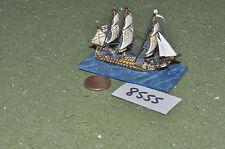 6 mm napoleónicas/Generic-se envía 74 barcos pistola (8555)