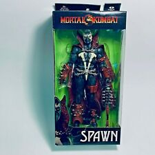 McFarlane Toys MK11 MORTAL KOMBAT SPAWN with Mace 7in Action Figure NEW