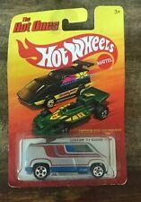 Hot Wheels -Hot Ones ~ Custom '77 Dodge Van ~ NEW ON CARD