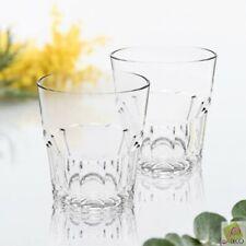 Lot de 12 verres à eau empilables Nervion 27 cL