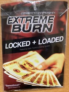 Extreme Burn 2 Locked and Loaded. Richard Sanders Magic