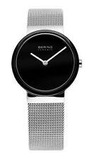 Bering Ceramic Armbanduhren aus Edelstahl mit Glanz-Finish