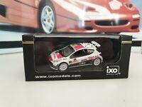 IXO  MODELS - PEUGEOT 207 S2000 #9 MONTE-CARLO  - 1/43 SCALE MODEL CAR RAM424