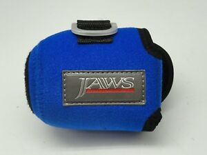 JAWS size MN COVER FOR AVET MXJ Daiwa Lexa 300 Shimano Tranx 400 TN10A reel BLUE
