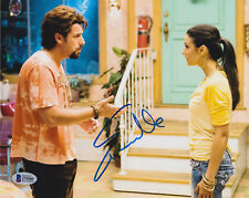 Emmanuelle Chriqui Autographed 8x10 Photo Zohan Signed - Beckett BAS Witnessed 1