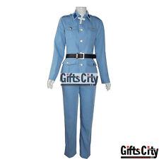 Hetalia: Axis Powers Finland Tino Uniform Cos Clothes Cosplay Costume