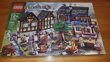 Lego Castle Medieval Market Village (10193) New in Box (NIB)
