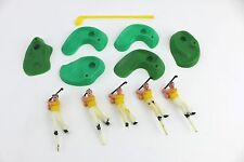 Vtg Wilton+Other GOLF Golfer Green Club Sports Pick Cake topper decoration LOT